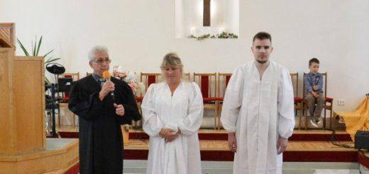 Krikštas bažnyčioje