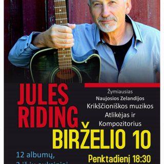 Jules Riding