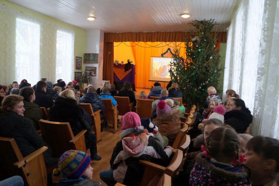 Krikščioniškas renginys Čekiškėje