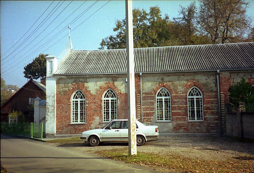 Church building in the beginning of 21st century