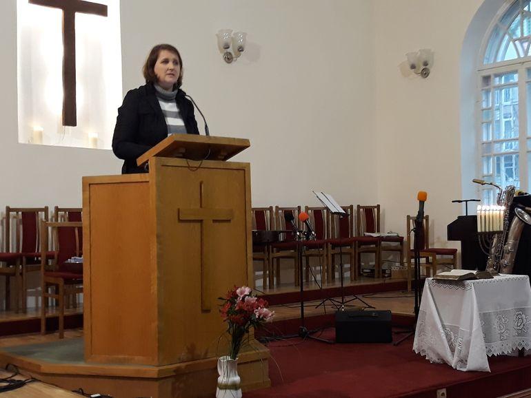 Konferencija Naujas gyvenimas Kristuje
