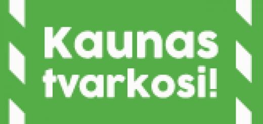 Kaunas tvarkosi