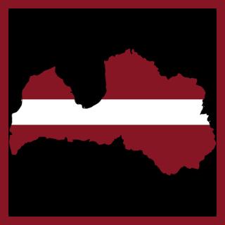 Latvijos kontūras