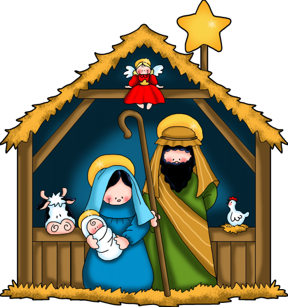 Kalėdinės pamaldos vaikams